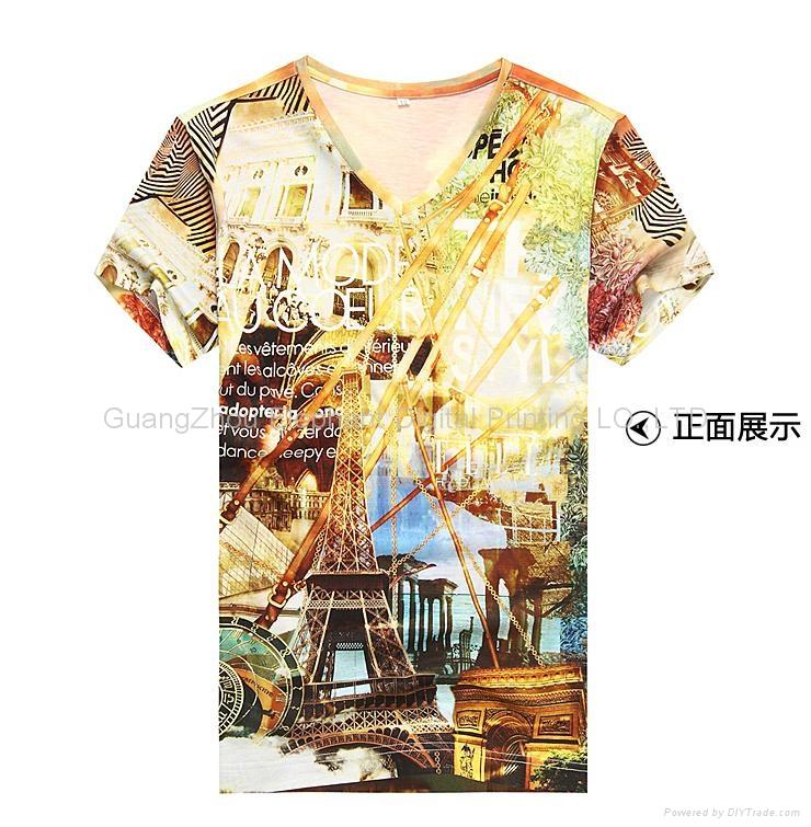 烫画T恤 3