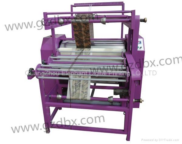 热转印织带印花机 1