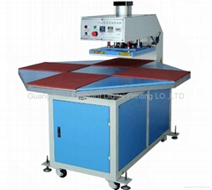 CE Automatic Pneumatic 4 work tables heat transfer press sublimation machine