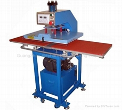 液壓雙工位燙畫機