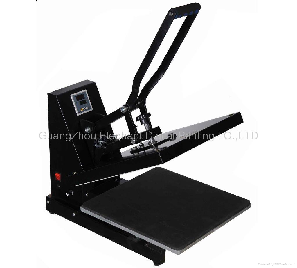 高壓熱轉印燙畫機 1