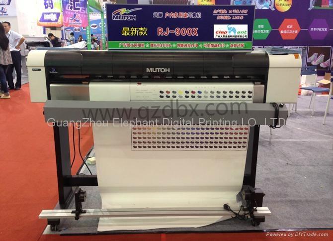 MUTOH RJ900X 武藤打印機 1