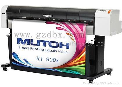 MUTOH RJ900X 武藤打印機 2
