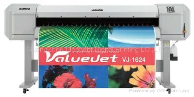Mutoh VJ-1624W 热升华打印机 1