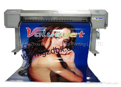MUTOH VJ-1604W昇華打印機 1