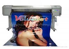 MUTOH VJ-1604W昇華打印機