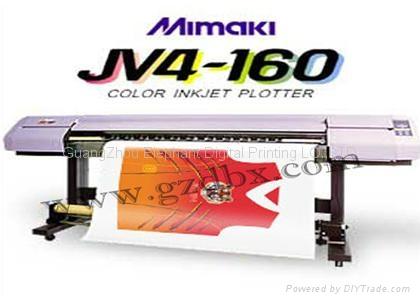 MIMAKI JV4-160熱昇華打印機 1