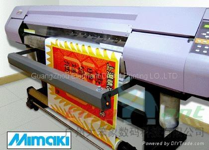MIMAKI JV4-160熱昇華打印機 2