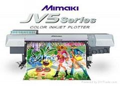 MIMAKI JV5热升华打印机