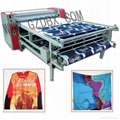 Digital printing sublimation machine