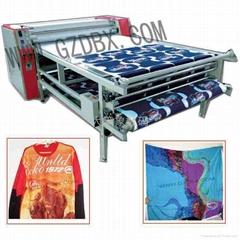 多功能裁片滚筒印花机