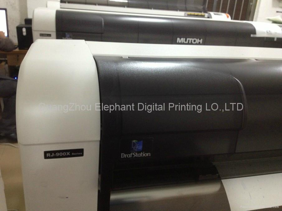MUTOH RJ900X熱昇華打印機 3
