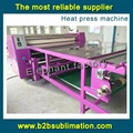 Best selling Multifunctional roller sublimation heat transfer machine for textil 2