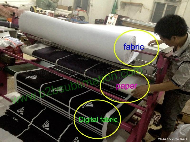 多功能裁片印花機 7