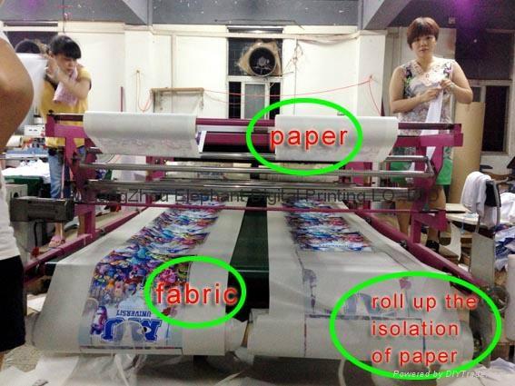 多功能裁片印花机 6