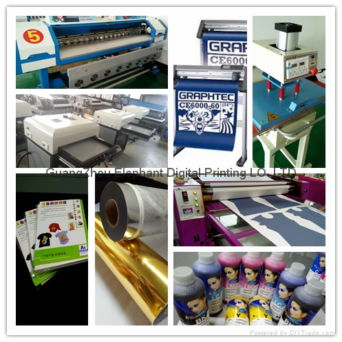 Best selling Multifunctional roller sublimation heat transfer machine for textil 4