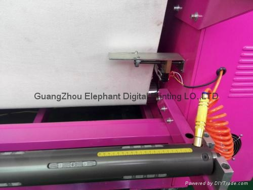 Best selling Multifunctional roller sublimation heat transfer machine for textil 9