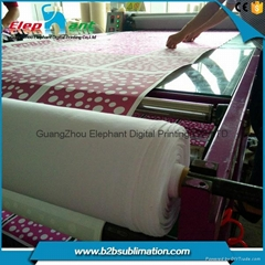 Best selling Multifunctional roller sublimation heat transfer machine for textil