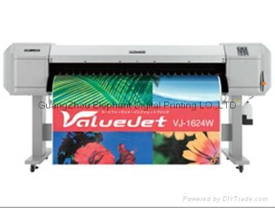 MUTOH RJ900X熱昇華打印機 10