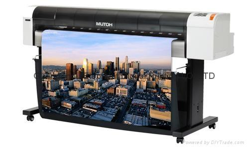 1.2米寬幅熱昇華打印機 120CM寬幅熱轉印打印機 MUTOH 900x 2