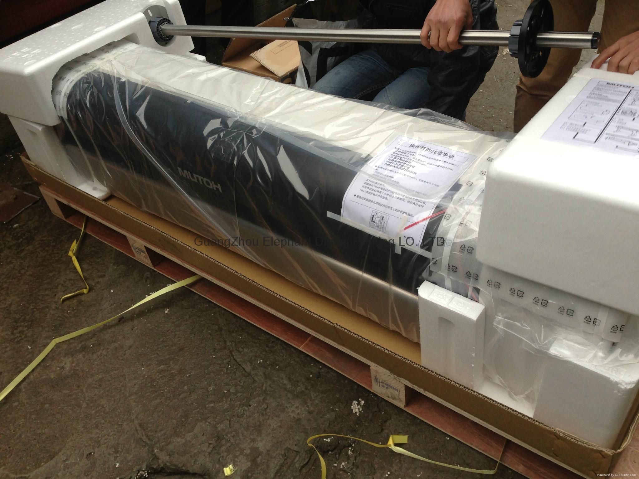 1.2米寬幅熱昇華打印機 120CM寬幅熱轉印打印機 MUTOH 900x 17