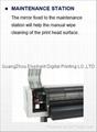 新款推出 日本Mutoh第七代VJ-1624W熱昇華熱轉印打印機 四色印刷 5