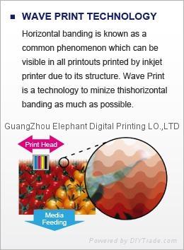 新款推出 日本Mutoh第七代VJ-1624W熱昇華熱轉印打印機 四色印刷 6