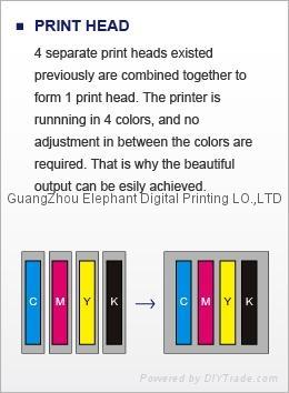 新款推出 日本Mutoh第七代VJ-1624W熱昇華熱轉印打印機 四色印刷 9