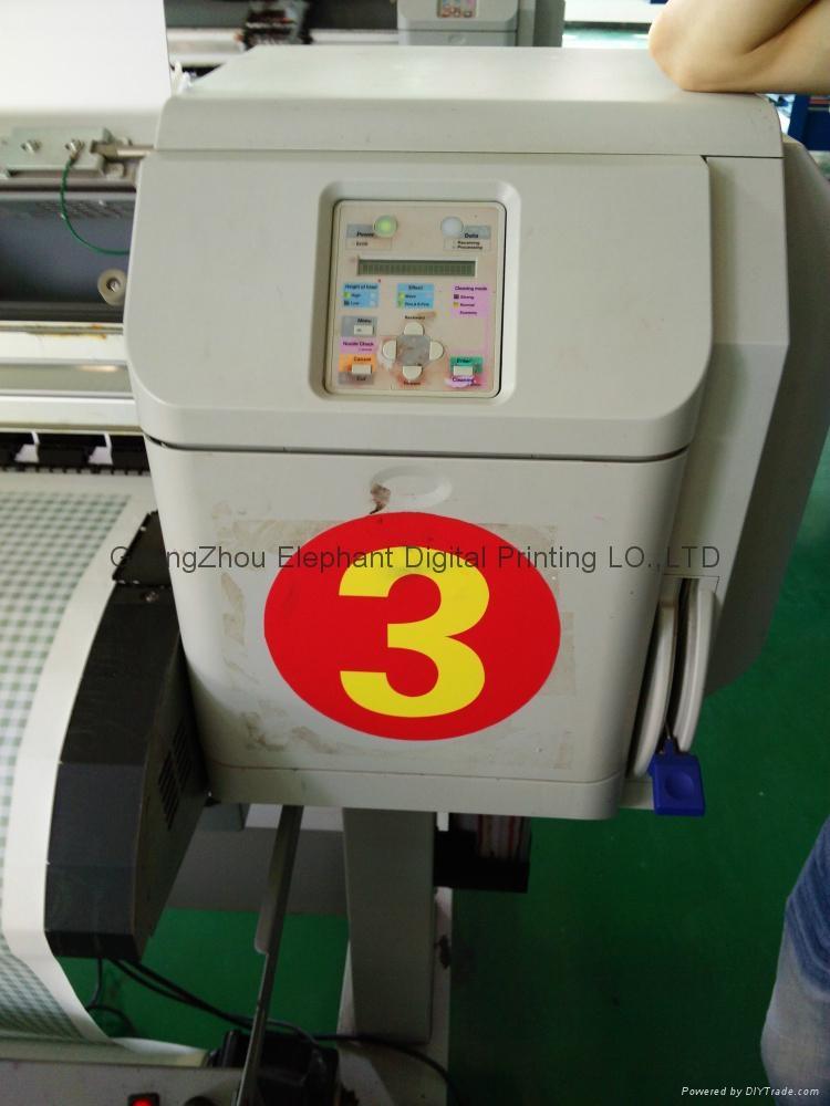 新款推出 日本Mutoh第七代VJ-1624W熱昇華熱轉印打印機 四色印刷 10