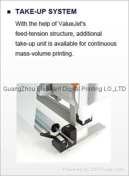 新款推出 日本Mutoh第七代VJ-1624W熱昇華熱轉印打印機 四色印刷 11