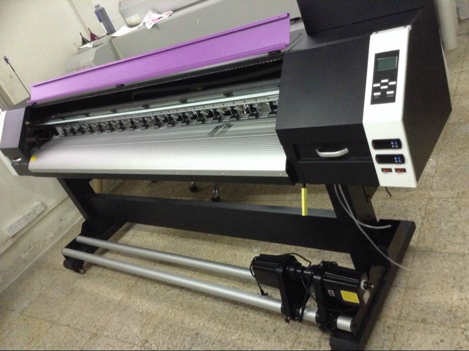 1.8米高效率雙五代噴頭熱昇華打印機 數碼印刷機 高品質寫真機 6