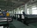 1.8米高效率双五代喷头热升华打印机 数码印刷机 高品质写真机 10
