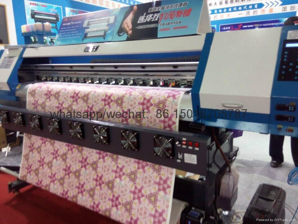 sublimation textile printer with epson 5113 printhead 1440dpi 7