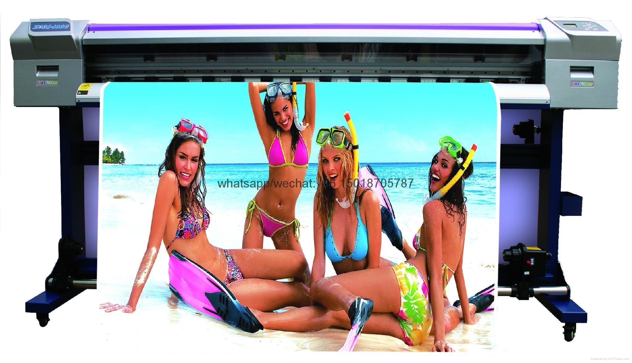 sublimation textile printer with epson 5113 printhead 1440dpi 10
