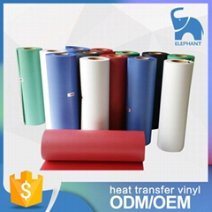 Korea quality flock heat transfer vinyl supplier