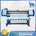 1.8米高效率雙五代噴頭熱昇華打印機 數碼印刷機 高品質寫真機 1