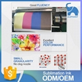 Italy quality high color fastness J-Next Subly JXS-65 sublimation ink for Epson