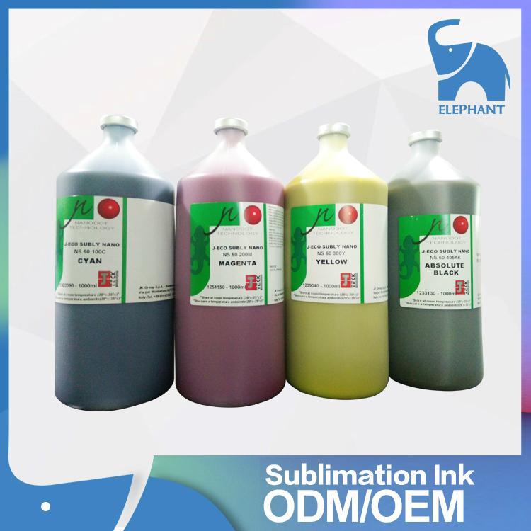 Wholesale J teck J next J-ECO DX5 Sublimation Ink 1