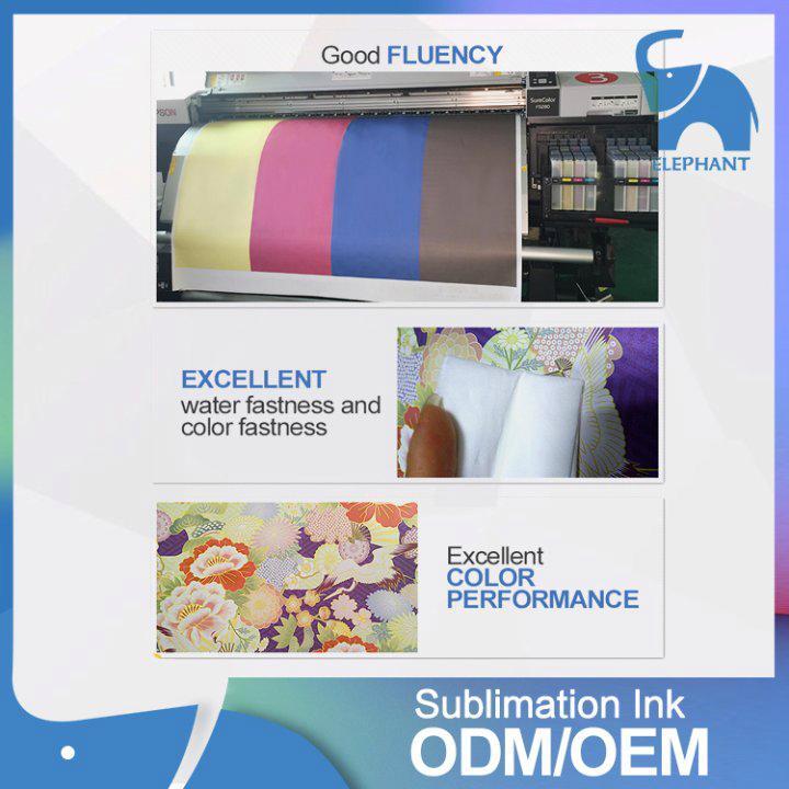 Korea Quality Competitive Price Wholesale Smart Inktec Sublinova Dye Sublimation 3