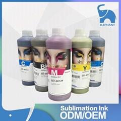 長期供應韓國inktec熱轉印墨水 高質量原裝進口熱昇華墨水