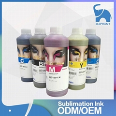 Top quality Korea inktec SEF sublimation ink for epson
