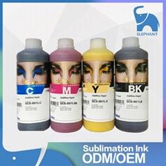 原装正品 韩国INKTEC印可得热升华转印墨水 七代喷头专用墨水