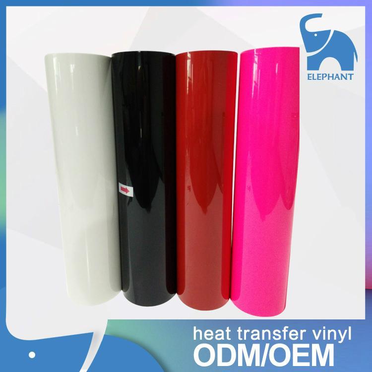 廠家直銷 PVC熱轉印刻字膜熱轉印膜 適用球服公司LOGO可套色轉印