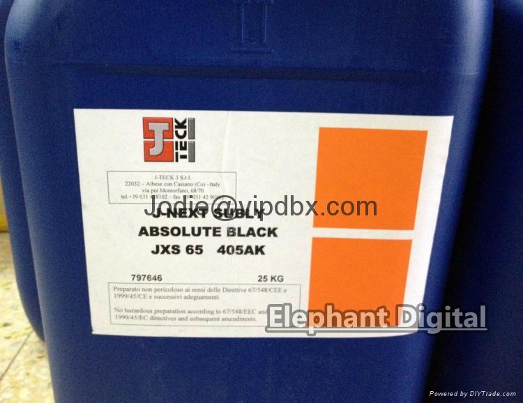 原装J-TECK 25KG意大利热转印墨水 大容量四色可选不堵头 3