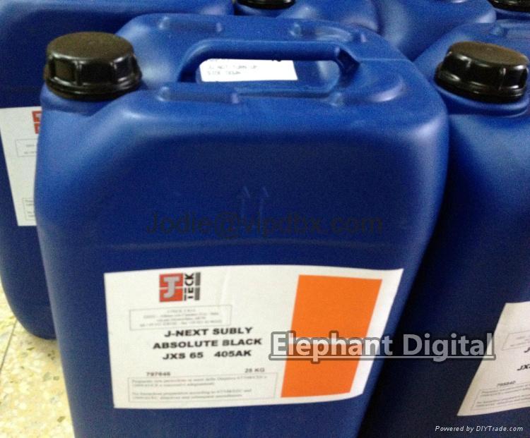原装J-TECK 25KG意大利热转印墨水 大容量四色可选不堵头 4