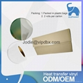 Korea quality Printable PU heat transfer vinyl 2