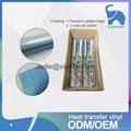 韩国进口镭射转印膜 服装热转印刻字膜 烫画膜镭射转印膜 2