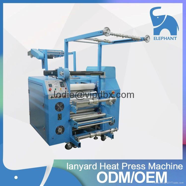 廠家直銷 新款多功能織帶印花機 熱轉印織帶挂繩印花廠 1