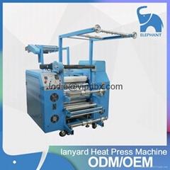厂家直销 新款多功能织带印花机 热转印织带挂绳印花厂
