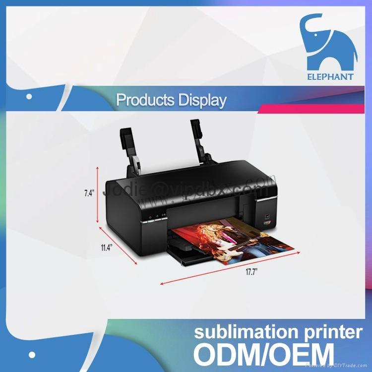 原裝正品 StylusPhotoT50 A4EPSON愛普生熱轉印昇華打印機 高質量 2